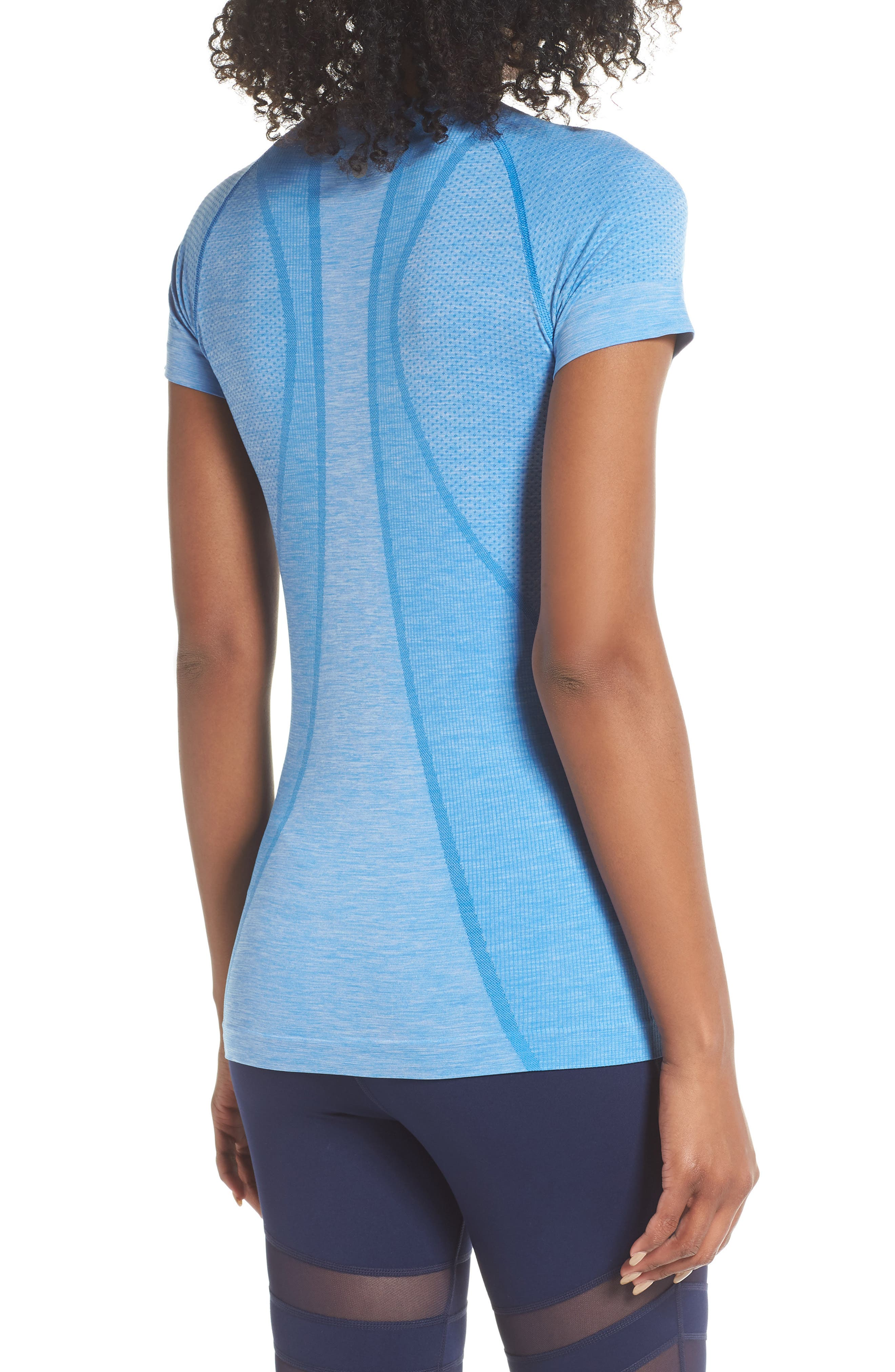 ,                             Stand Out Seamless Training Tee,                             Alternate thumbnail 21, color,                             451