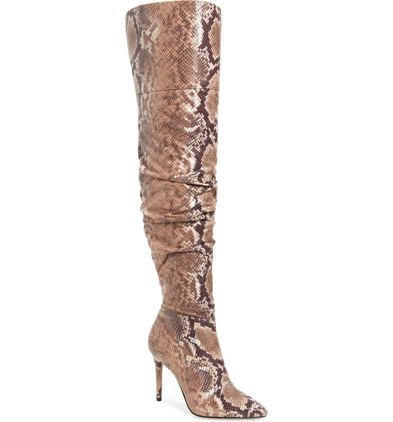 JESSICA SIMPSON Ladee Over the Knee Boot, Main, color, 240