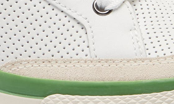 BRIGHT WHITE PERFORATED