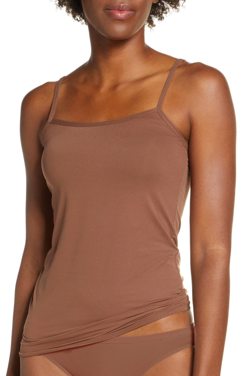 TOMMY JOHN Air Camisole, Main, color, MUSTANG