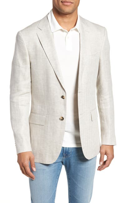 Image of RODD AND GUNN Benson Road Linen Sport Coat