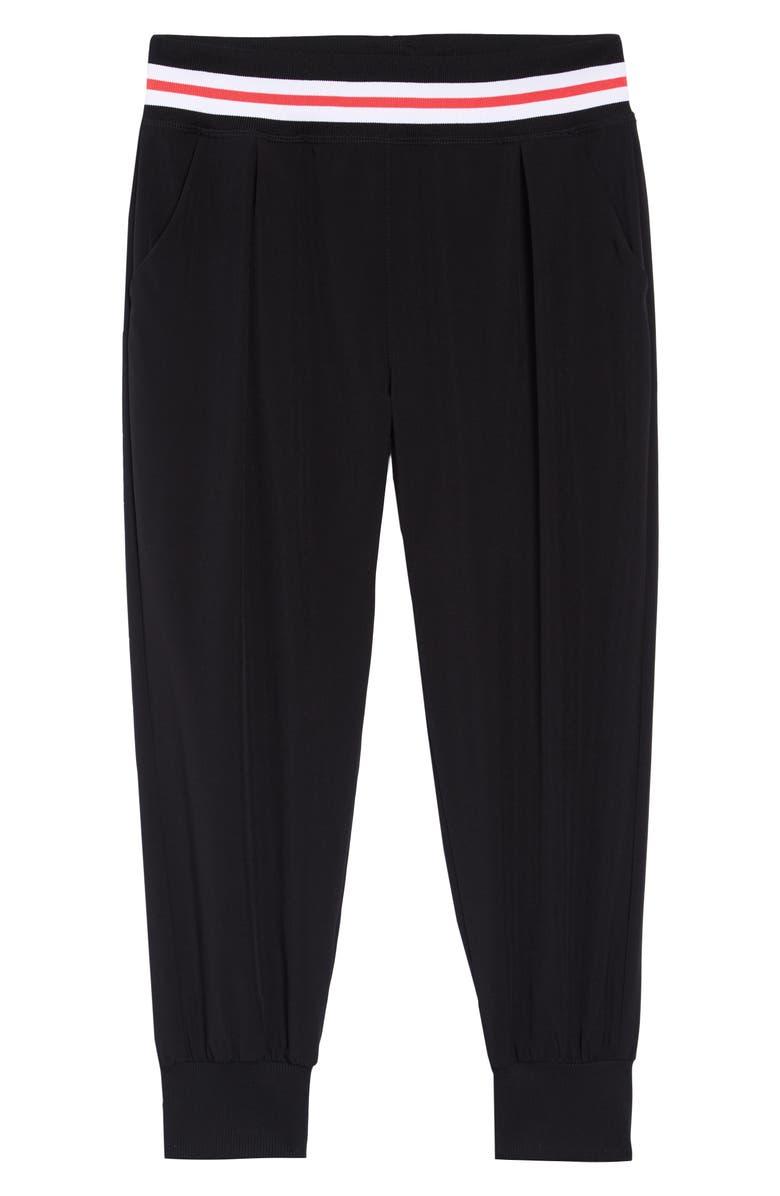 ZELLA GIRL Crop Jogger Pants, Main, color, 001