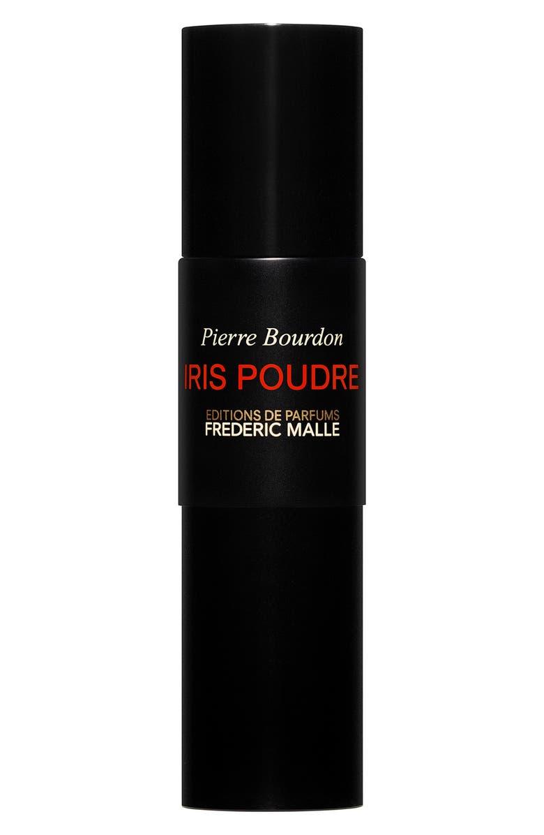 FRÉDÉRIC MALLE Editions de Parfums Frédéric Malle Iris Poudre Travel Parfum Spray, Main, color, 000
