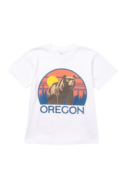 Image of Kid Dangerous Oregon Graphic Tee