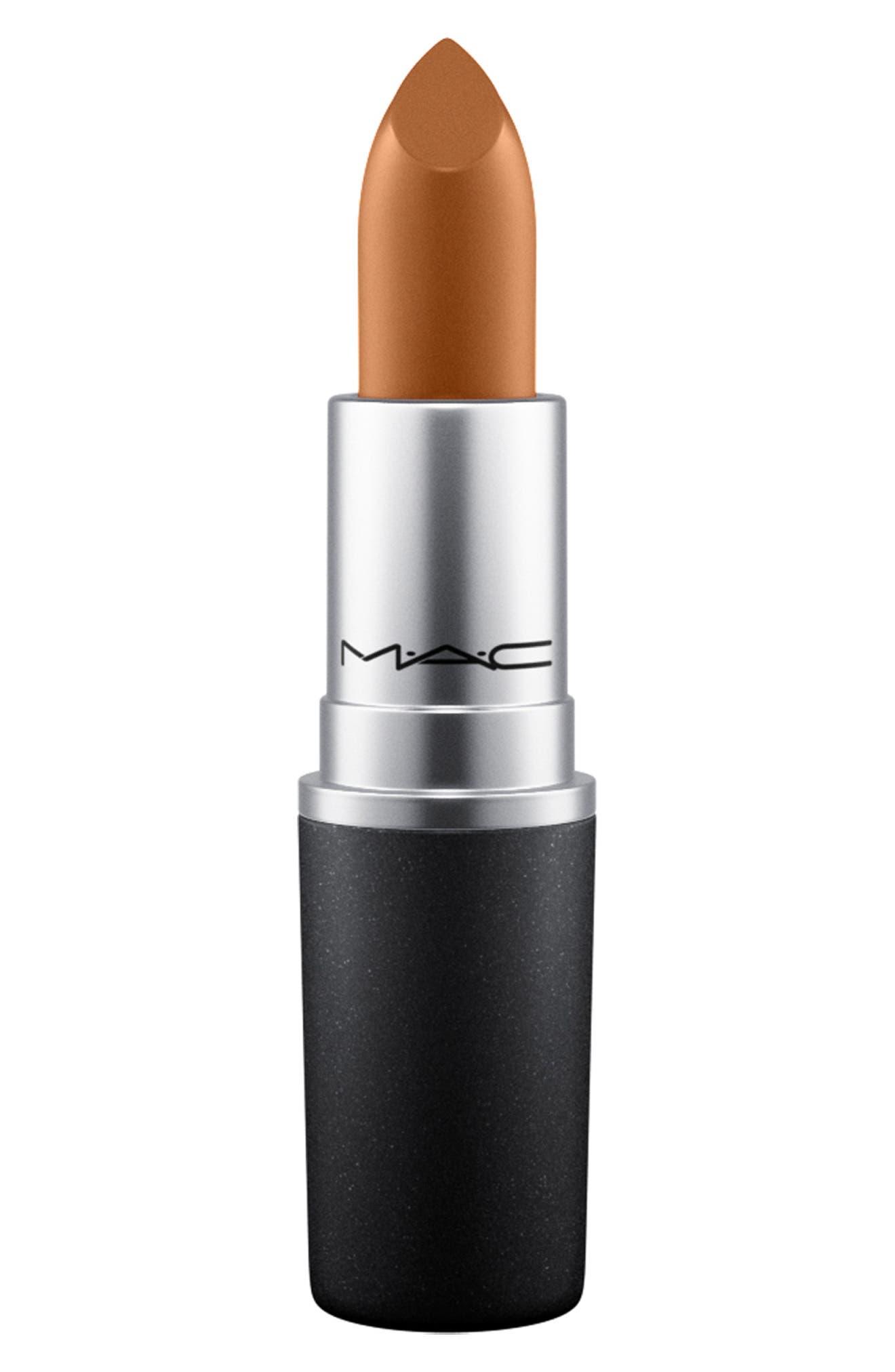 ,                             MAC Strip Down Nude Lipstick,                             Main thumbnail 289, color,                             287