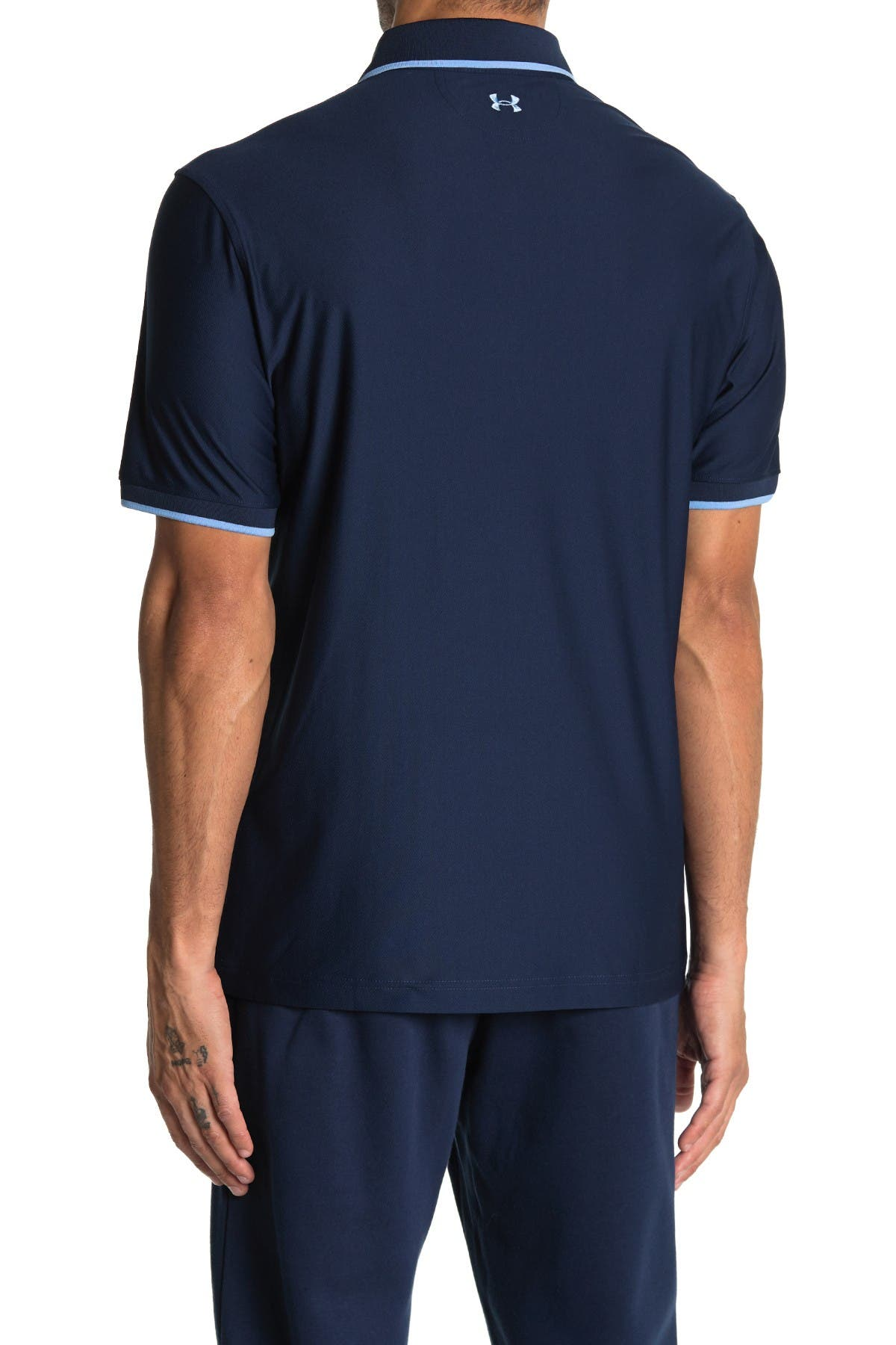 Image of Under Armour Playoff Pique Polo