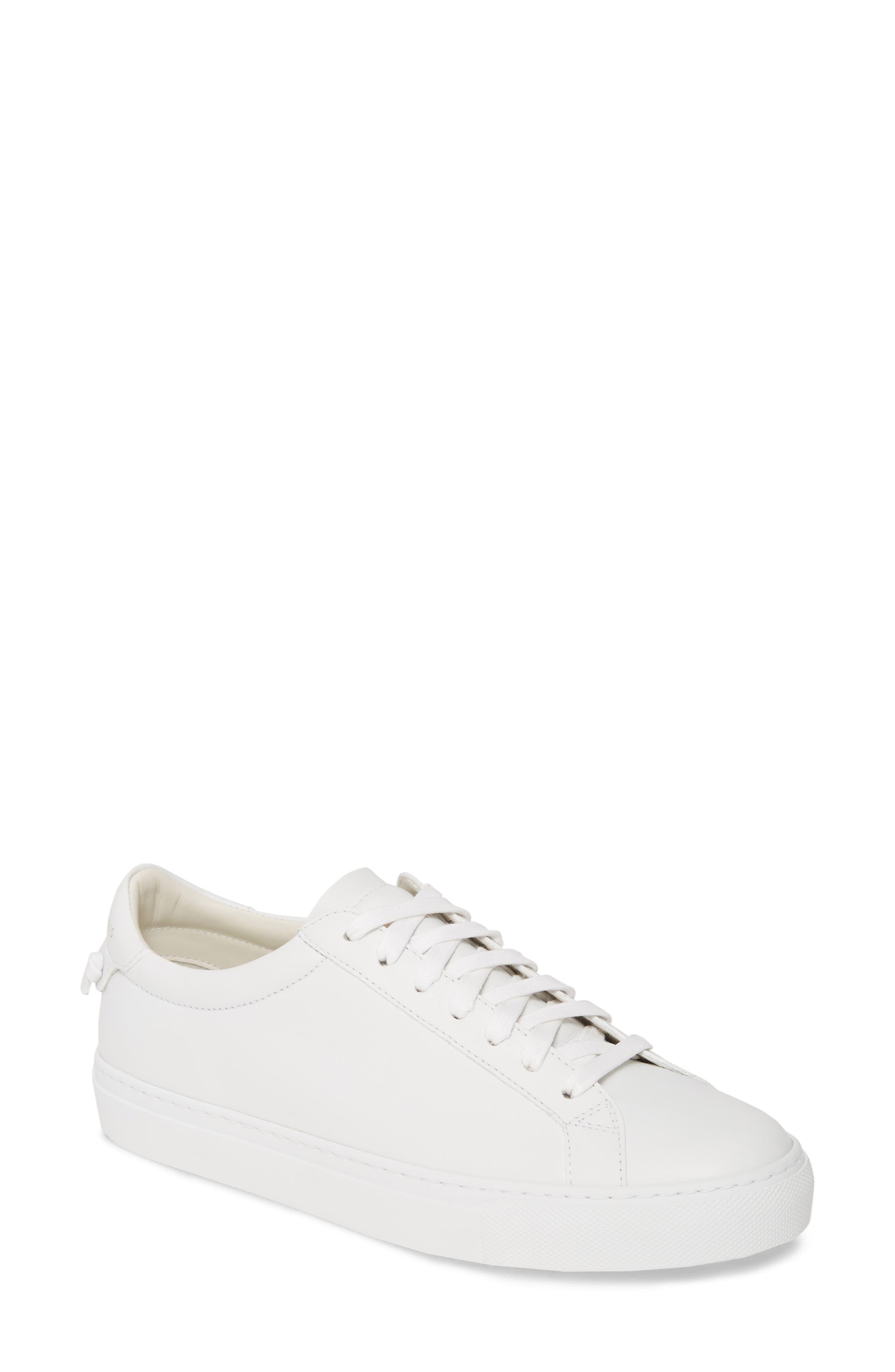 Givenchy Urban Street Low Top Sneaker, White