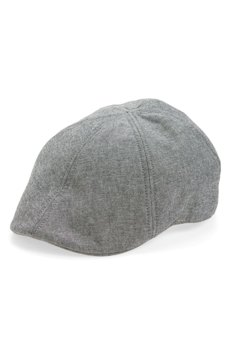 GOORIN BROS. Mr. Bang Driver's Hat, Main, color, 001