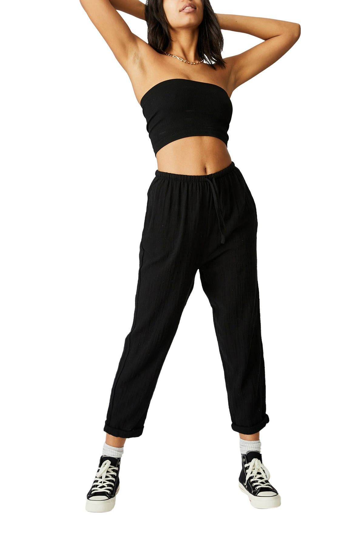 Image of Cotton On Cali Pull-On Pants