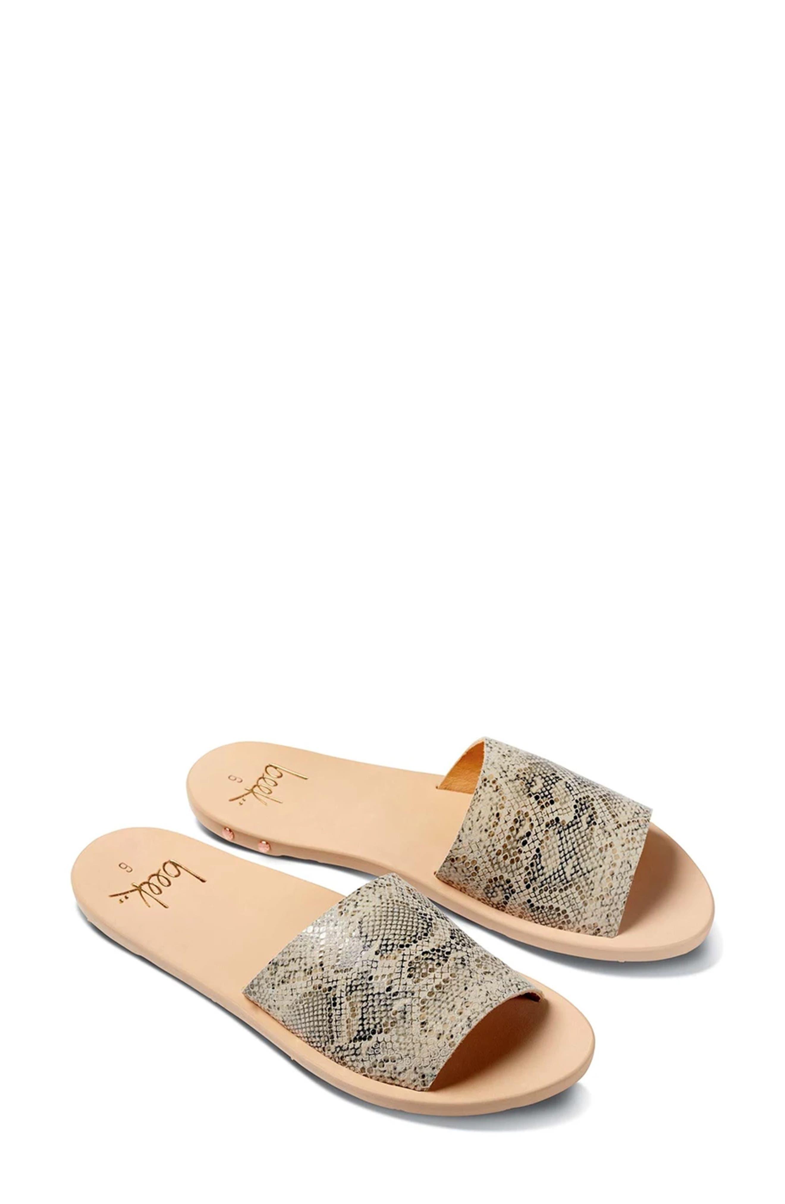 Mockingbird Slide Sandal