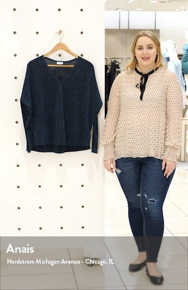 Metallic Wool Sweater, sales video thumbnail