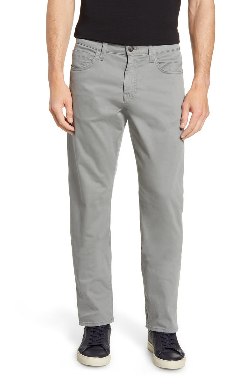 MAVI JEANS Matt Relaxed Fit Jeans, Main, color, GREY TWILL