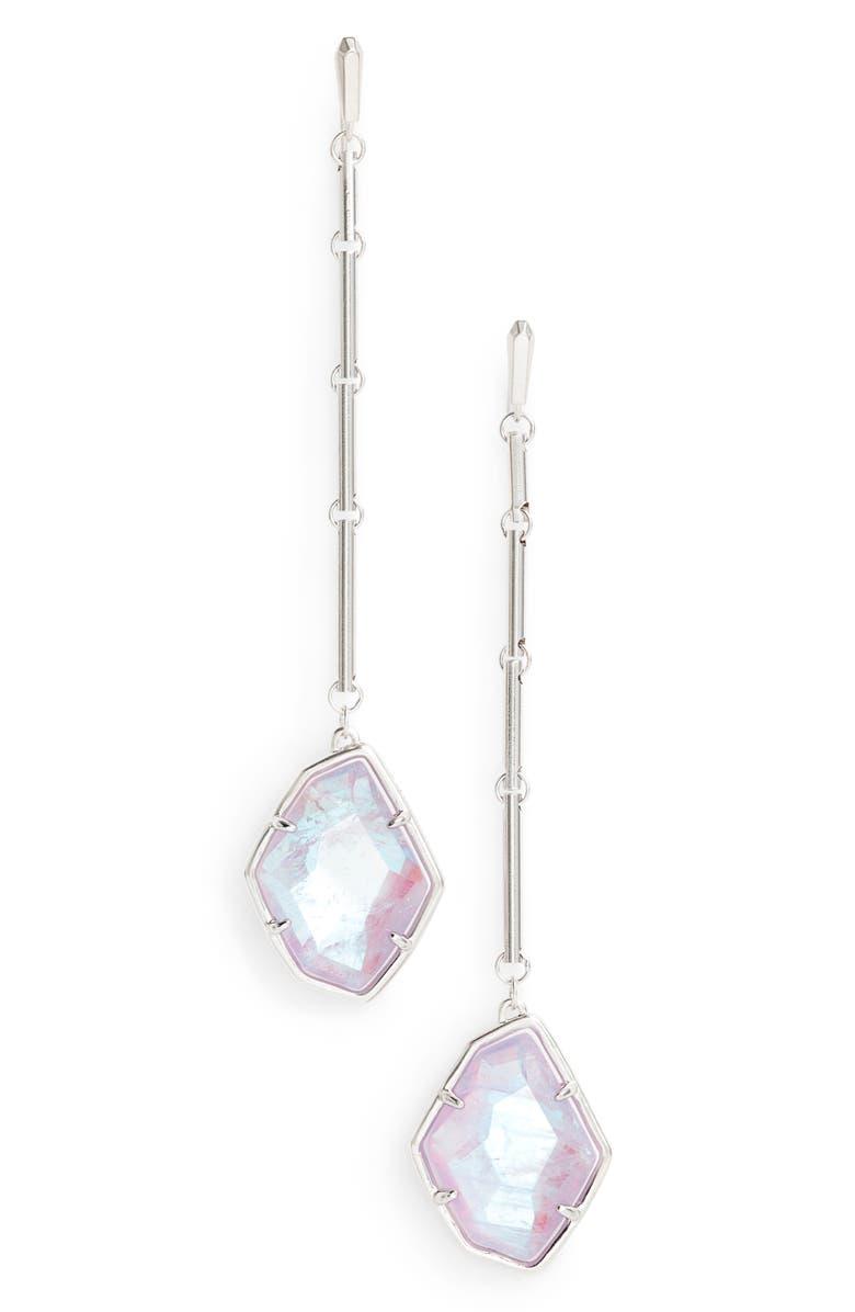 KENDRA SCOTT Charmian Drop Earrings, Main, color, 540