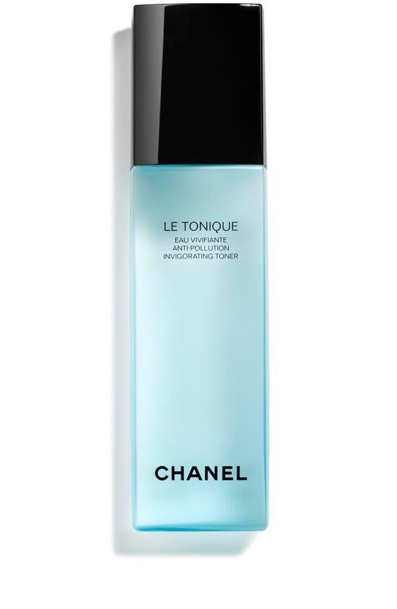 CHANEL LE TONIQUE <br />Anti-Pollution Invigorating Toner, Main, color, NO COLOR