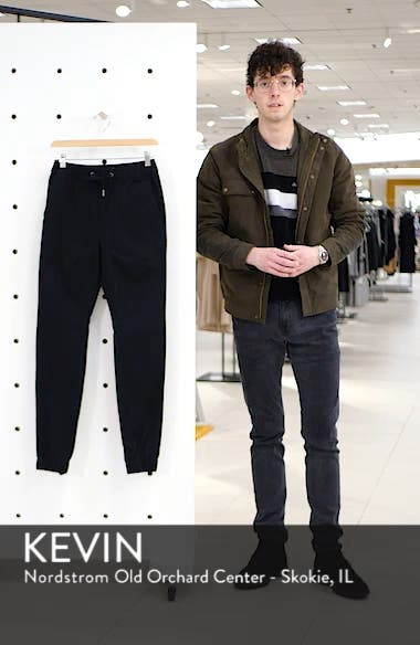 'Sureshot' Tapered Leg Jogger Chinos, sales video thumbnail