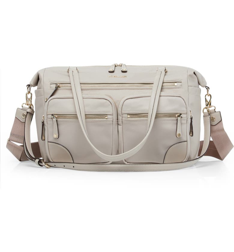 Tribeca Traveler Bag, Main, color, DUNE