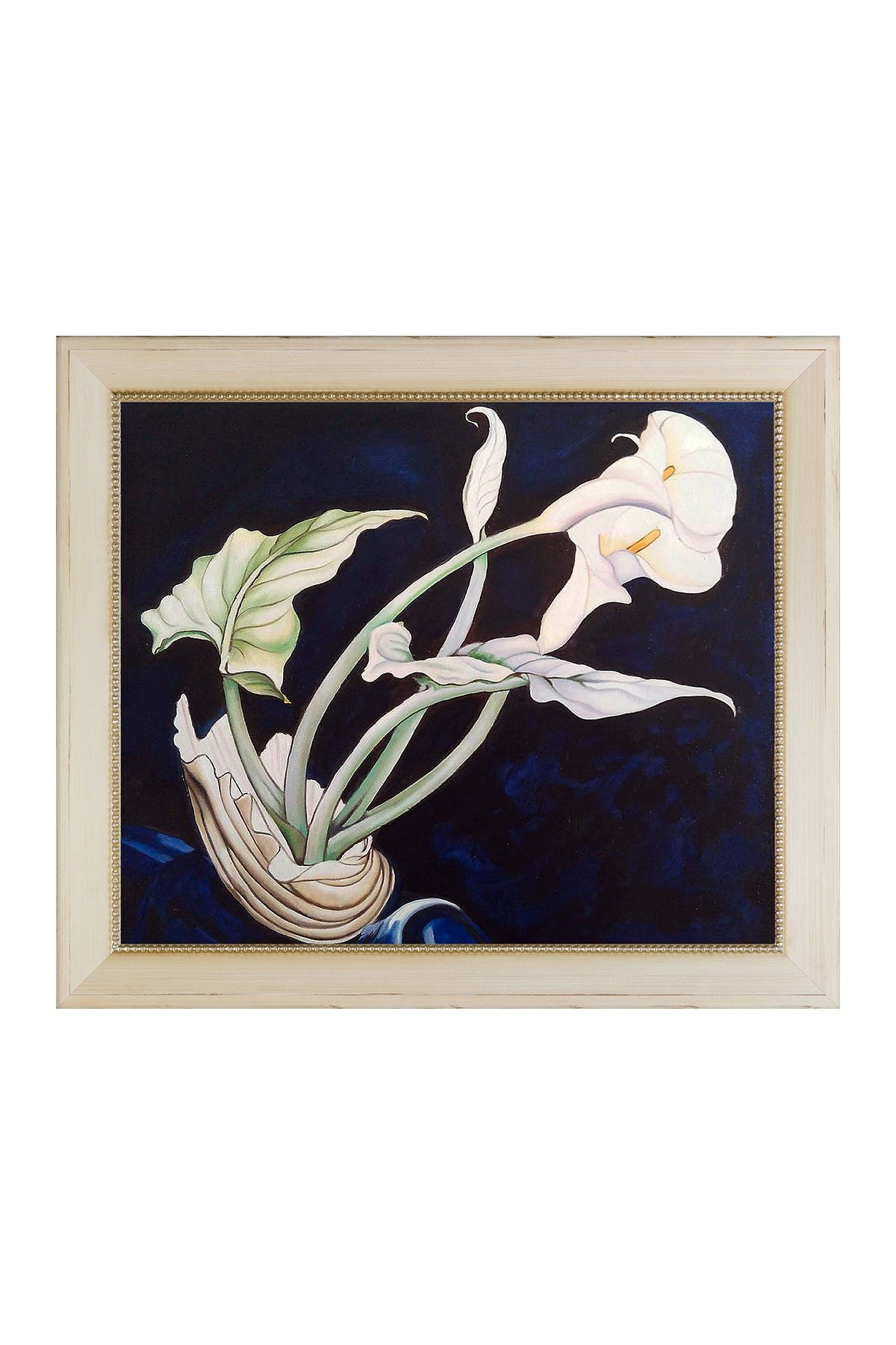 "Image of Overstock Art Calla Lilies (Bert Savoy) with Constantine Frame - 24.5"" x 28.5"""