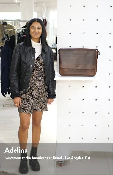 Navigator Leather Messenger Bag, sales video thumbnail
