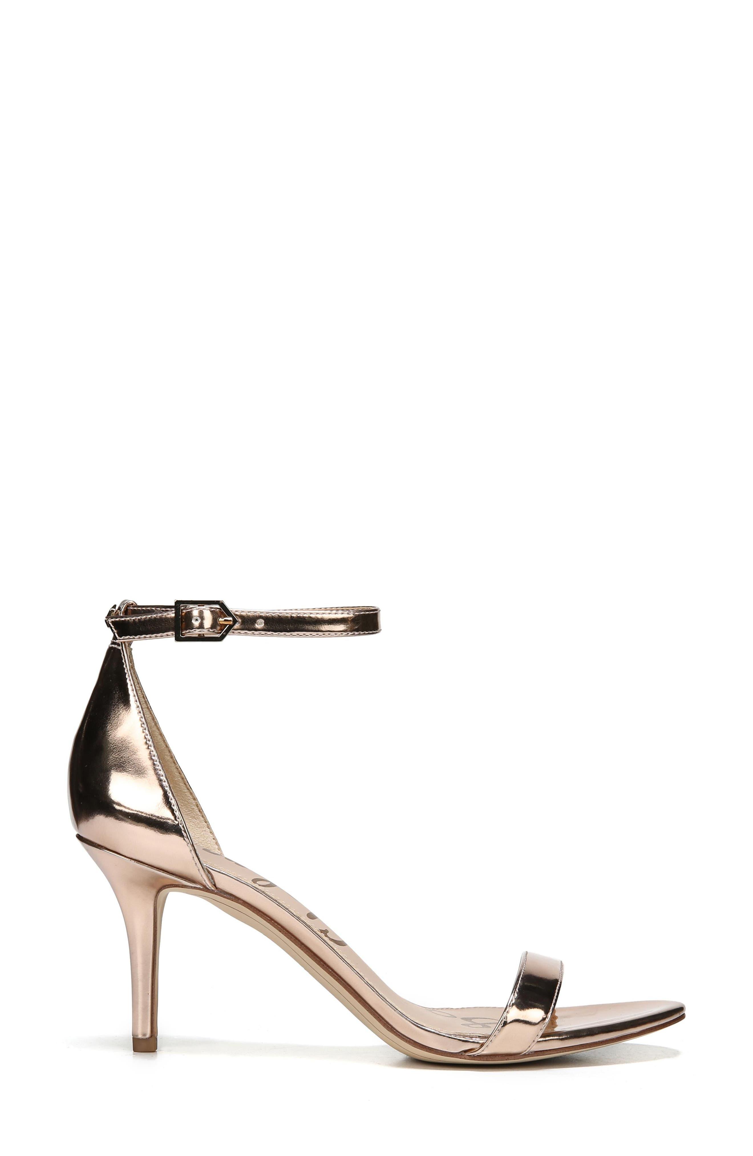 ,                             'Patti' Ankle Strap Sandal,                             Alternate thumbnail 124, color,                             650