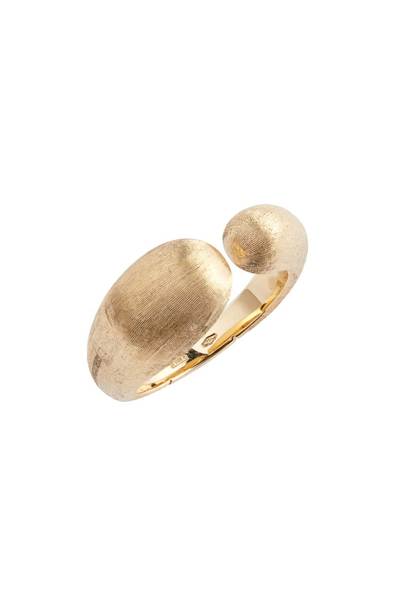 MARCO BICEGO Lucia Kissing Ring, Main, color, YELLOW GOLD