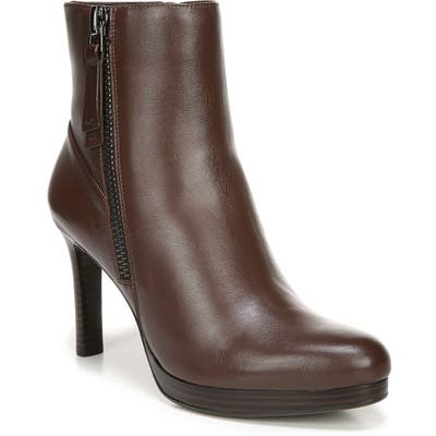 Naturalizer Tiana Platform Boot, Brown