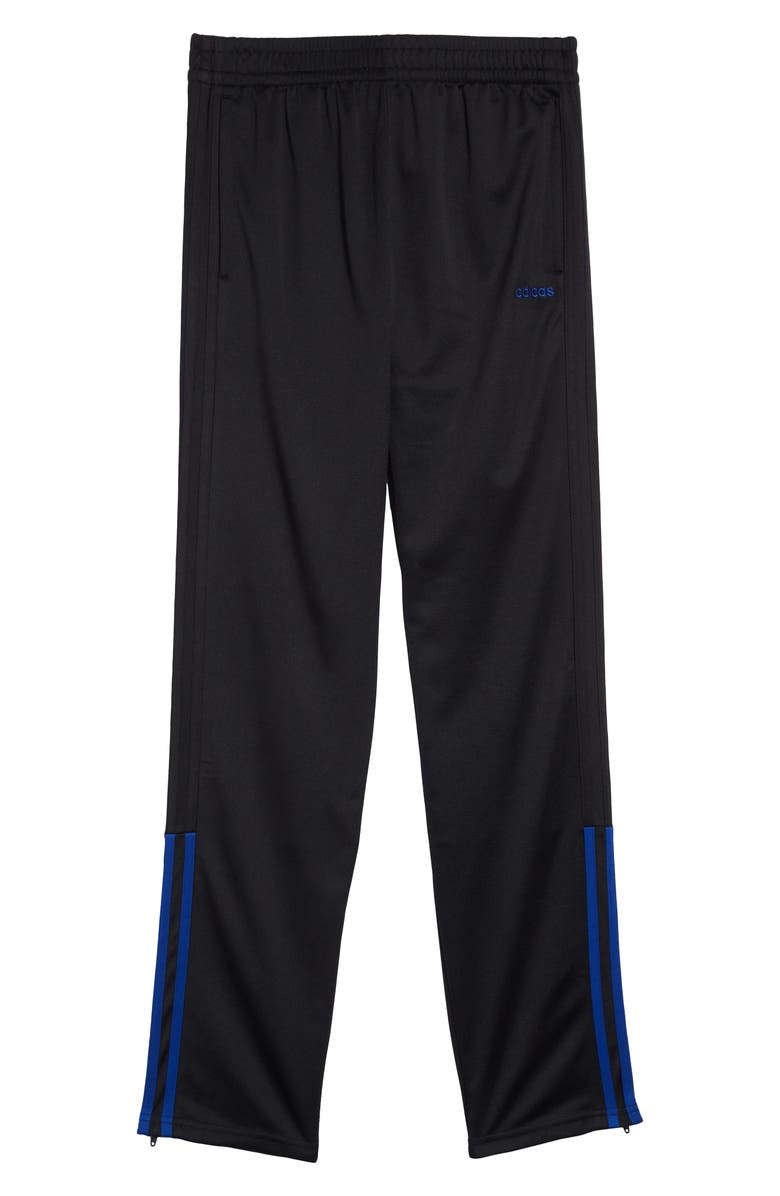 ADIDAS 3-Stripe Climalite Training Pants, Main, color, BLACK/ BLUE