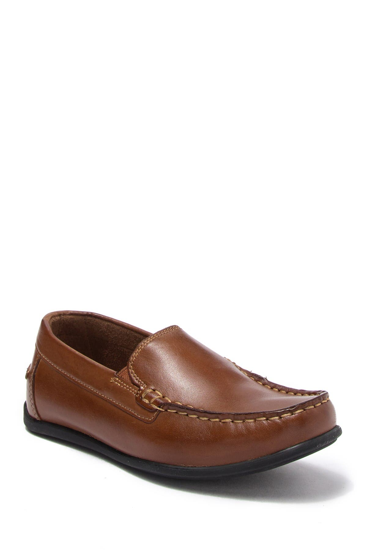 Image of Florsheim Jerod Leather Venetian Loafer