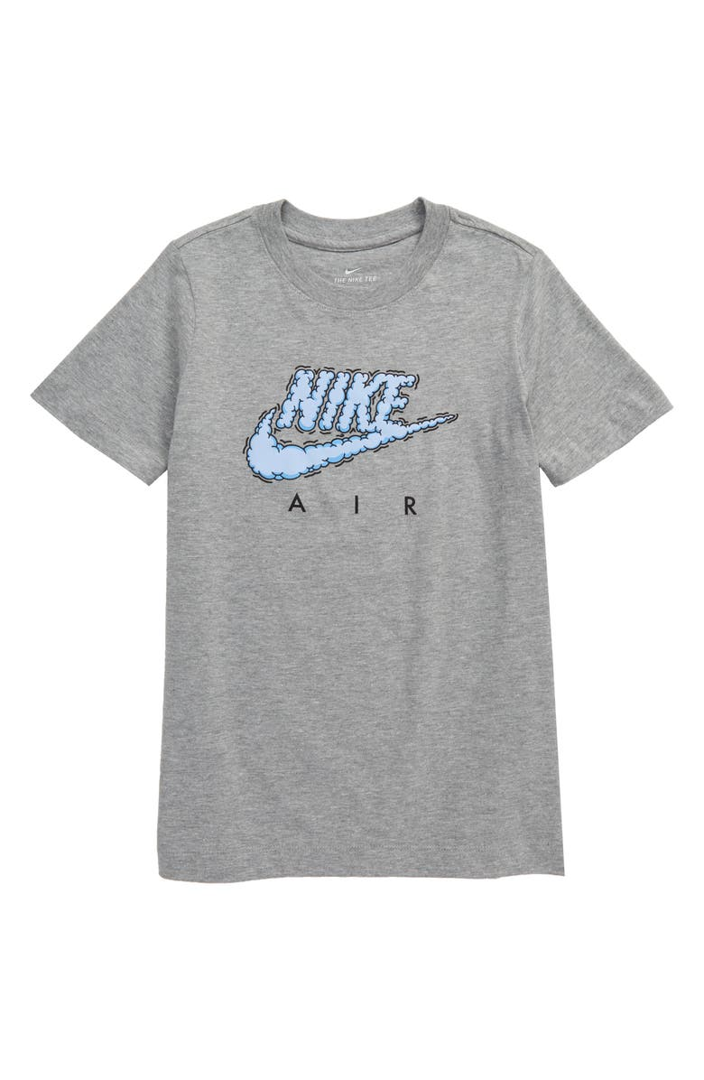 NIKE Sportswear Air Clouds Graphic Tee, Main, color, 063