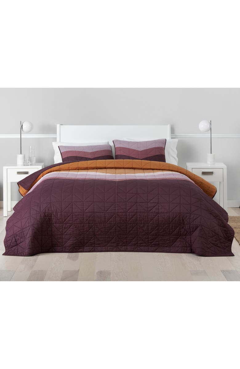 UGG<SUP>®</SUP> Alpenglow Quilt, Main, color, SASSAFRAS