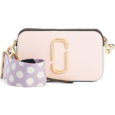 The Marc Jacobs Snapshot Crossbody Bag - Pink