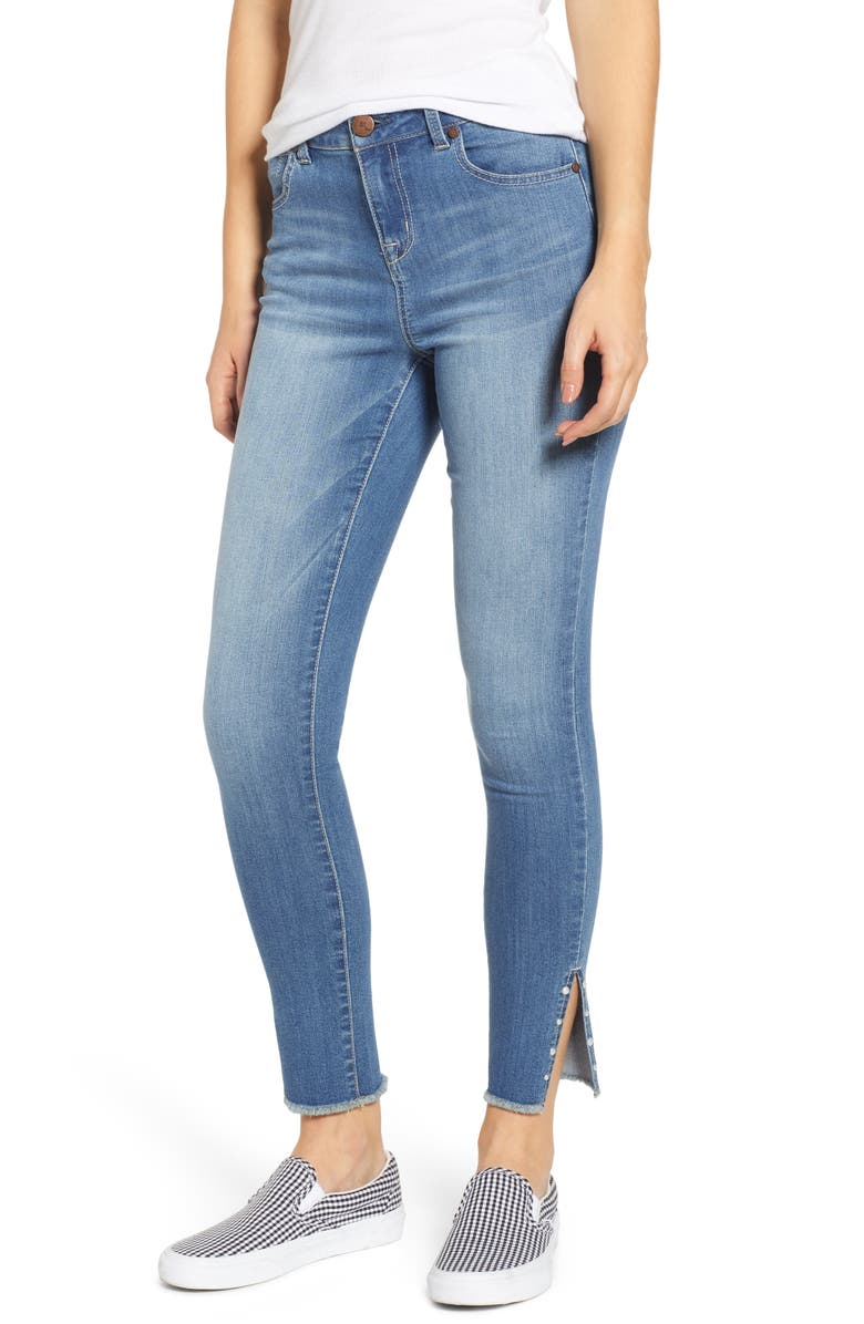 1822 DENIM Pearl High Waist Jeggings, Main, color, LEXINGTON