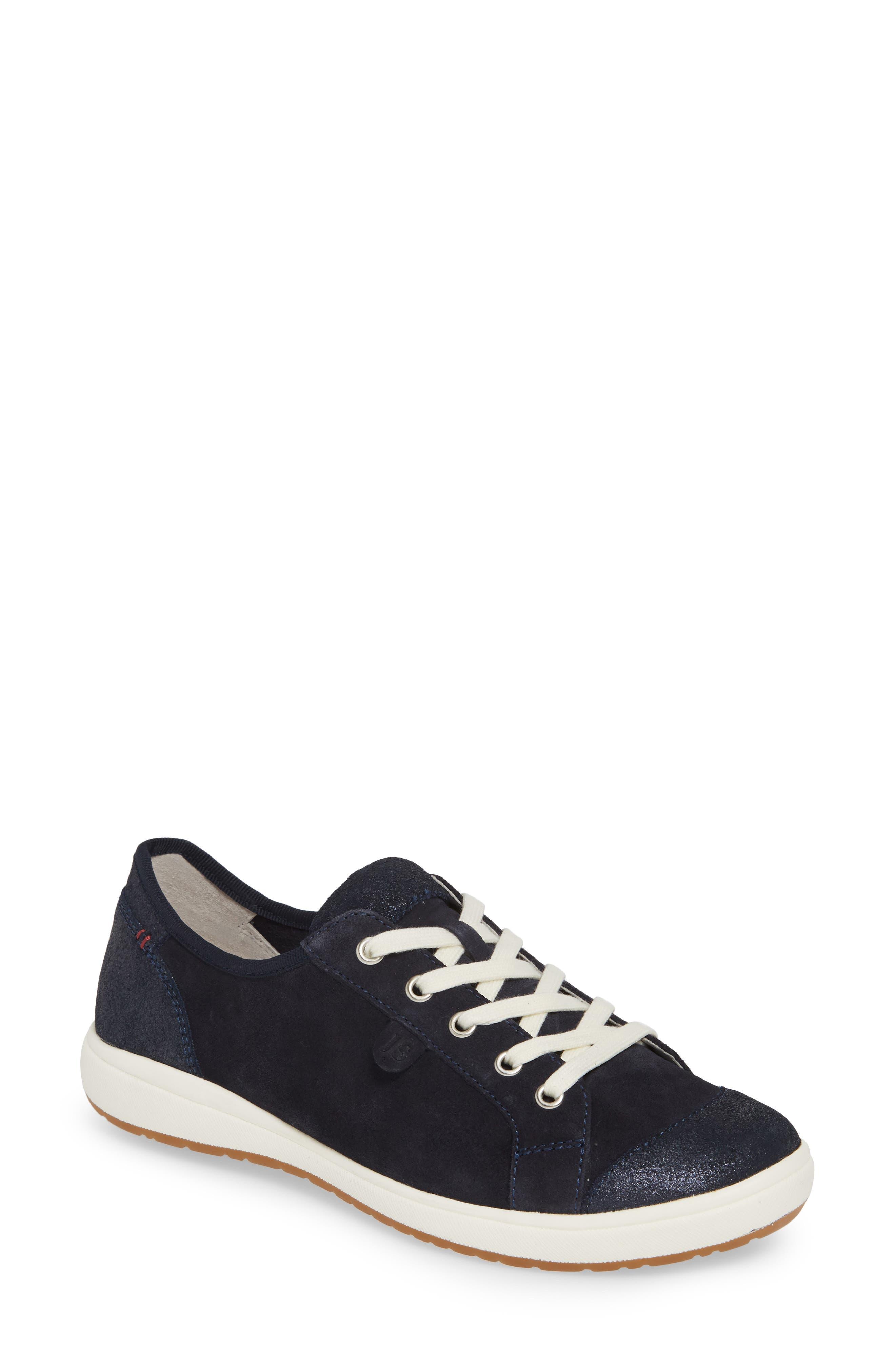 Josef Seibel Caren 08 Sneaker, Blue
