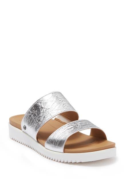 Image of UGG Zyle Metallic Slide Sandal