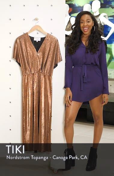 Crossover Midi Dress, sales video thumbnail
