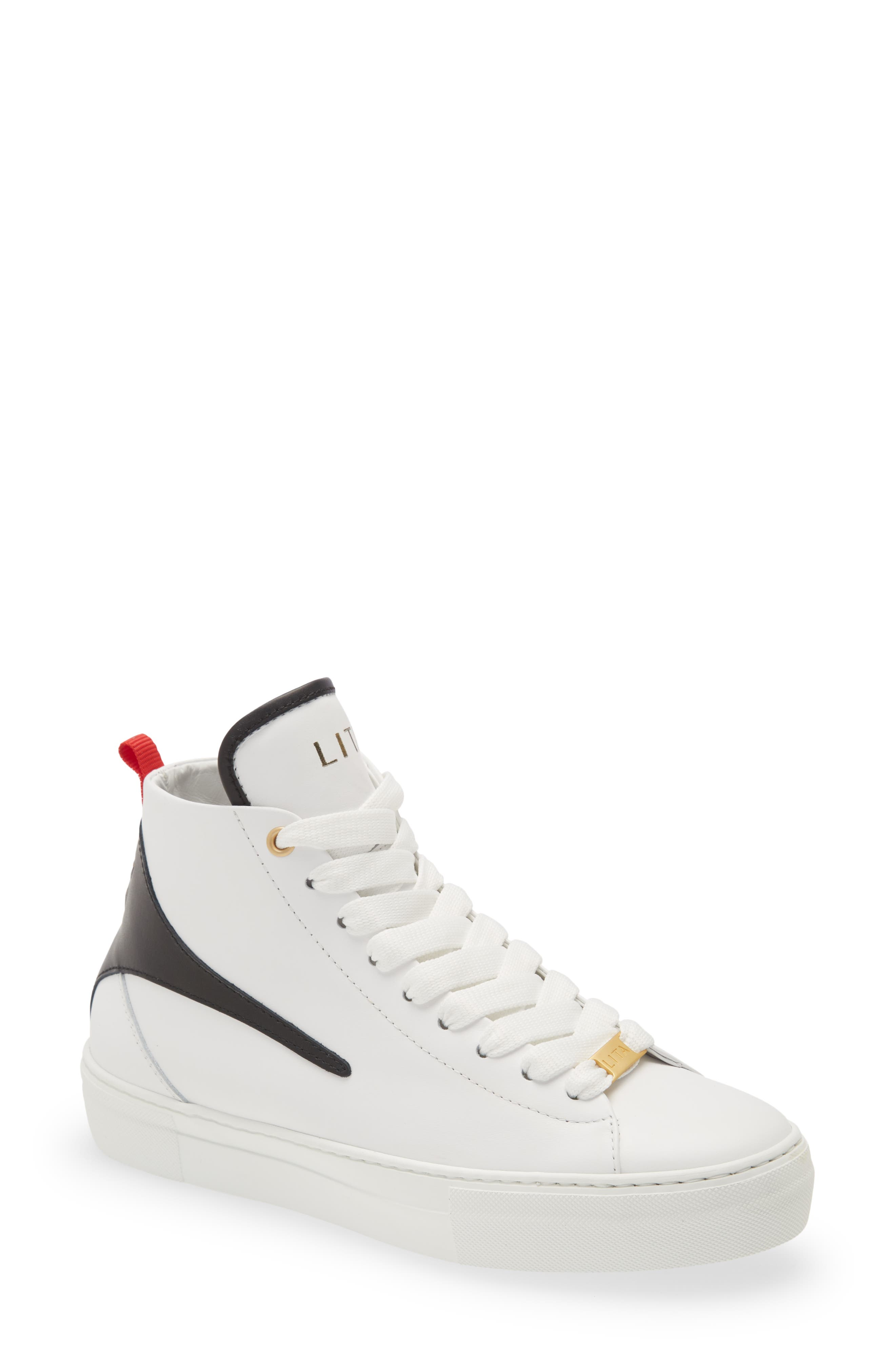 Fang High Top Sneaker