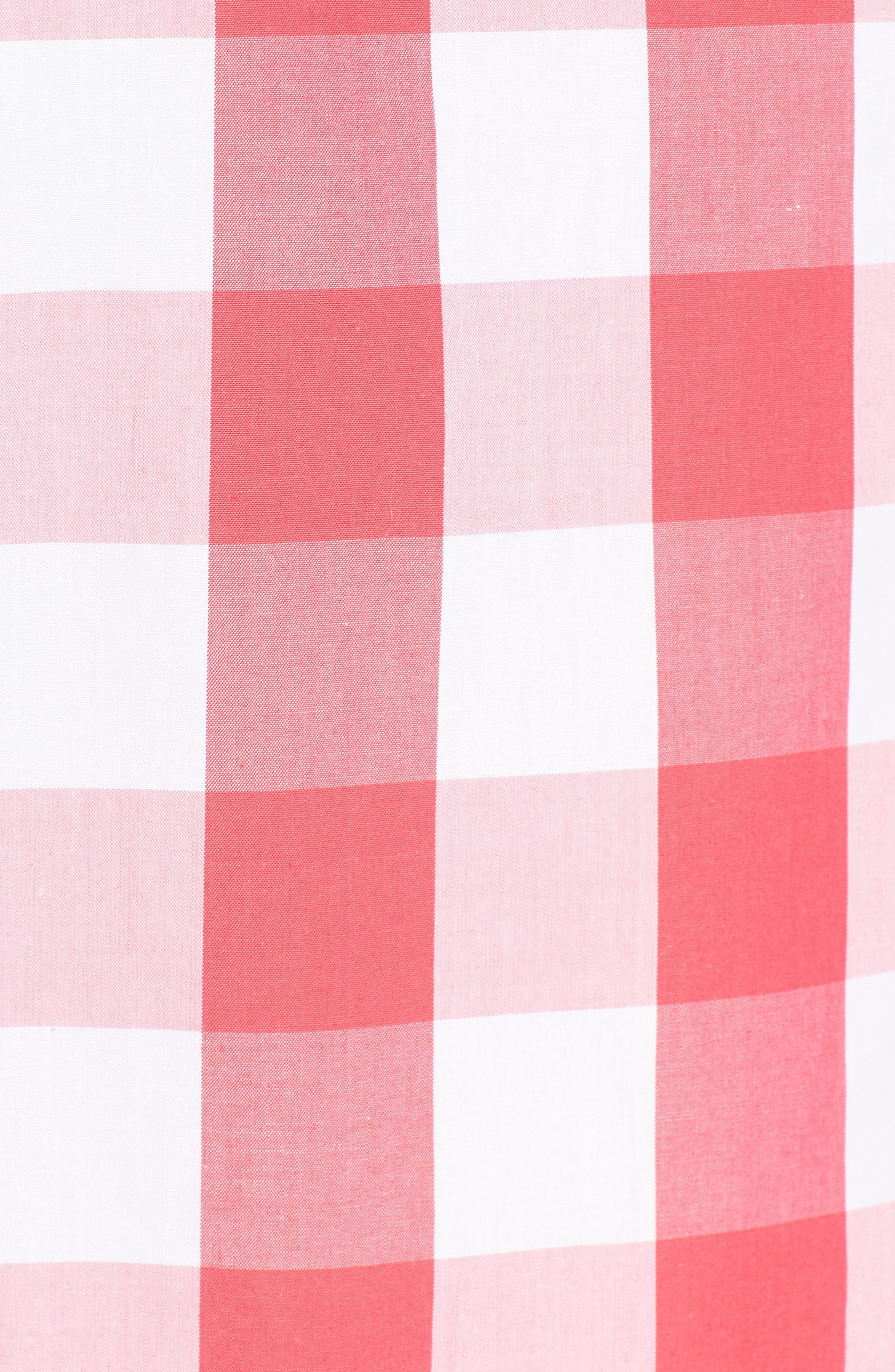 ,                             Cloister Gingham Cotton Top,                             Alternate thumbnail 10, color,                             660