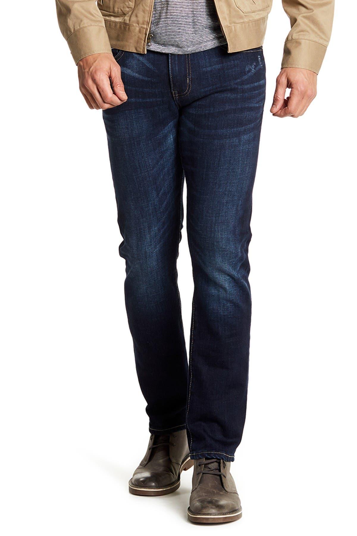 """Image of William Rast Dean Slim Straight Jeans - 30-32"""" Inseam"""
