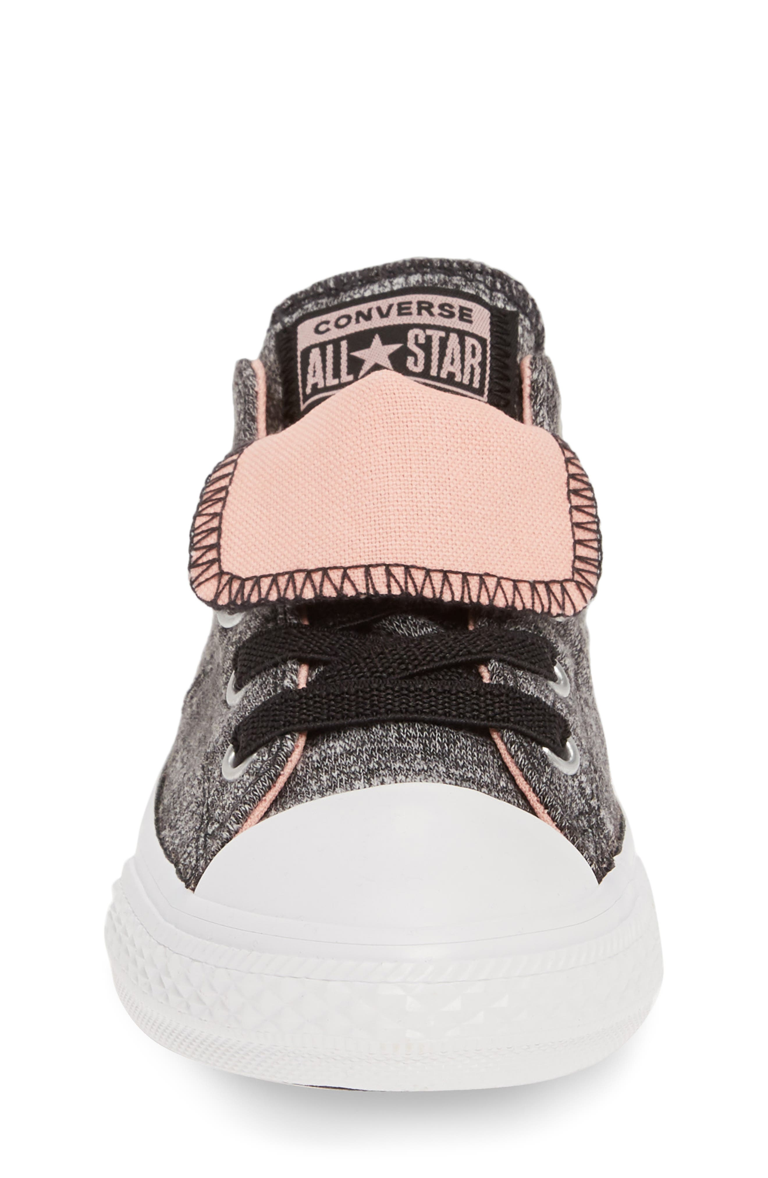,                             Chuck Taylor<sup>®</sup> All Star<sup>®</sup> Maddie Double Tongue Sneaker,                             Alternate thumbnail 10, color,                             002
