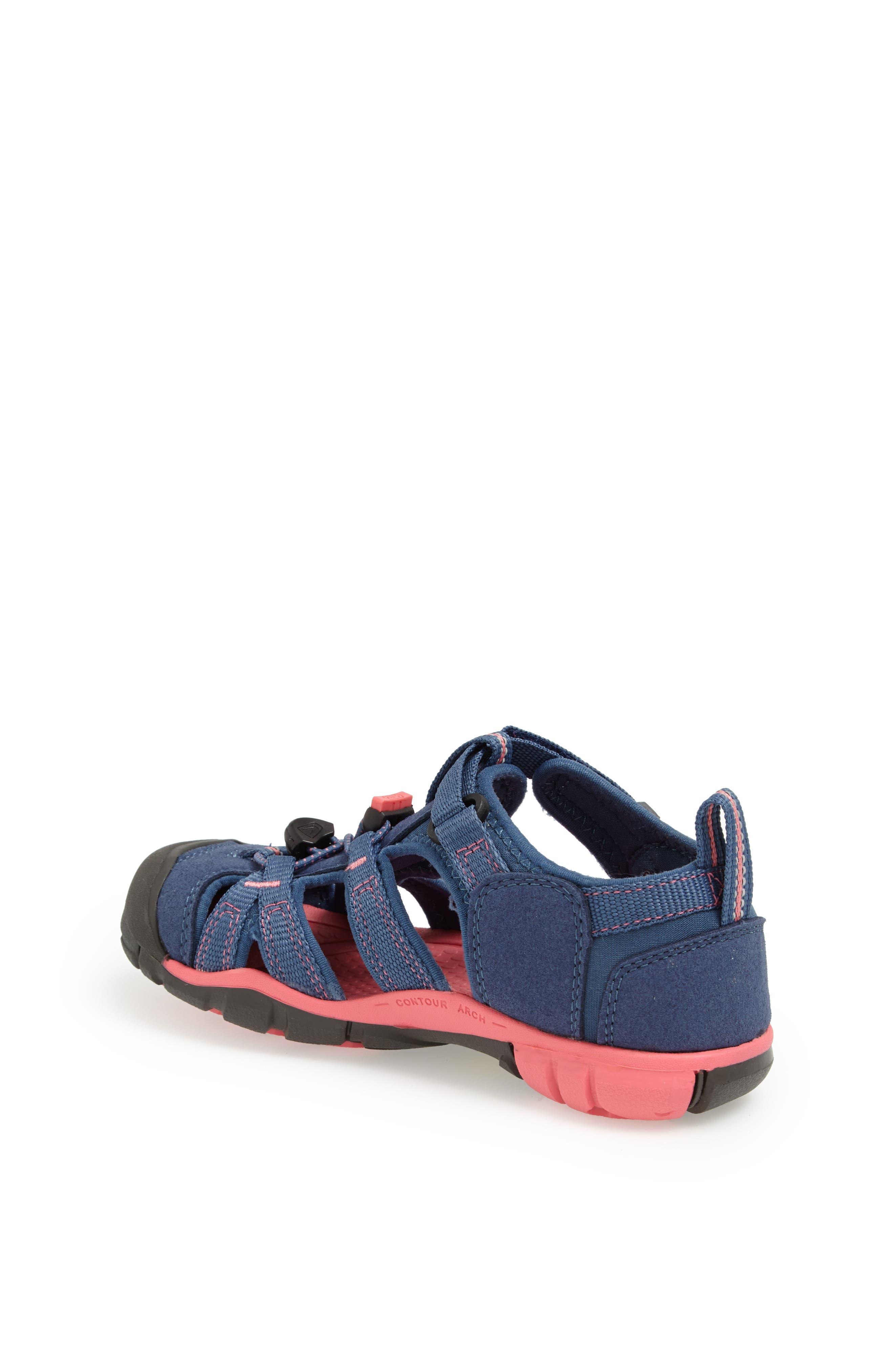 ,                             'Seacamp II' Water Friendly Sandal,                             Alternate thumbnail 183, color,                             415