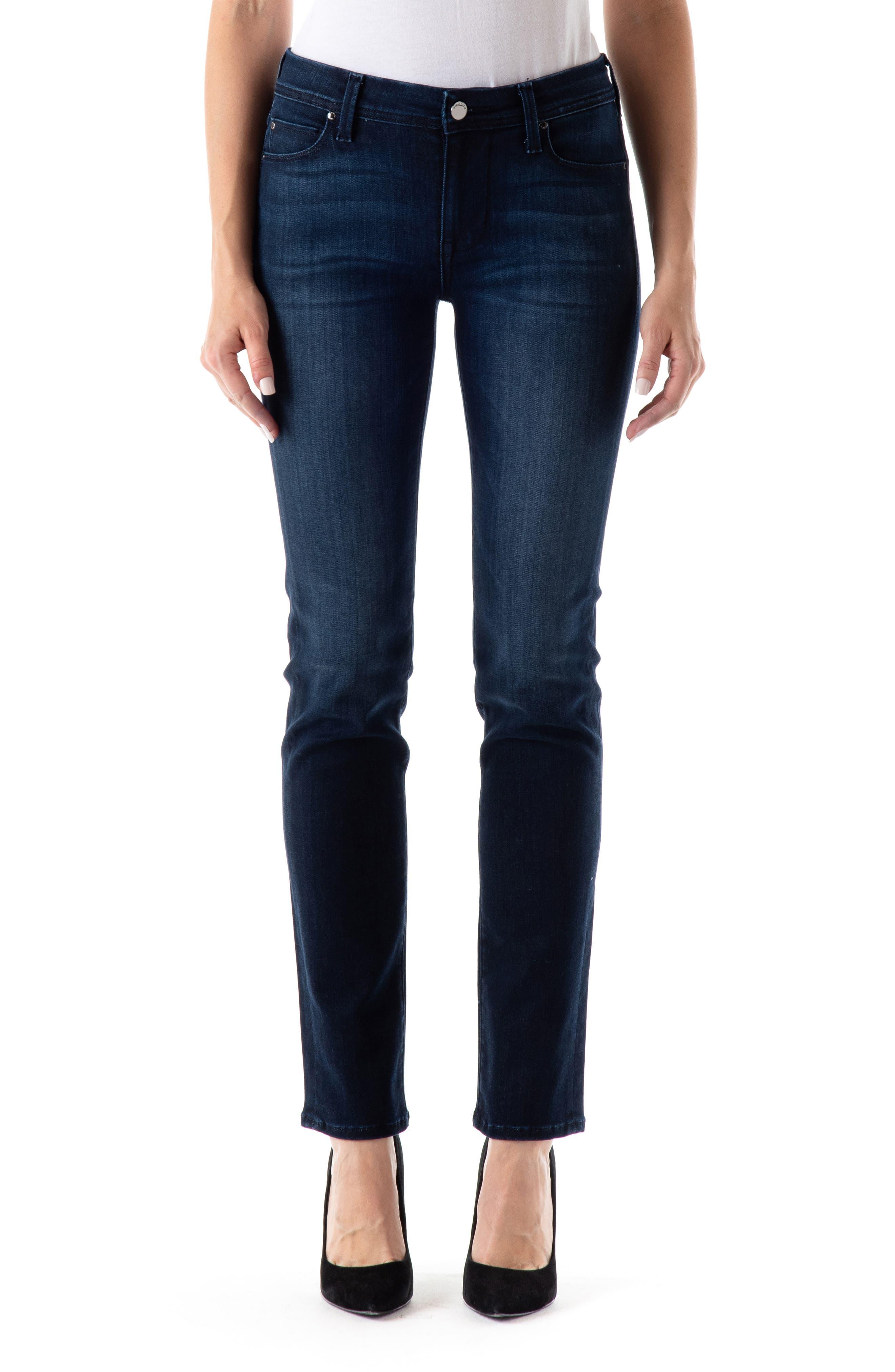 Stevie Low Rise Slim Jeans