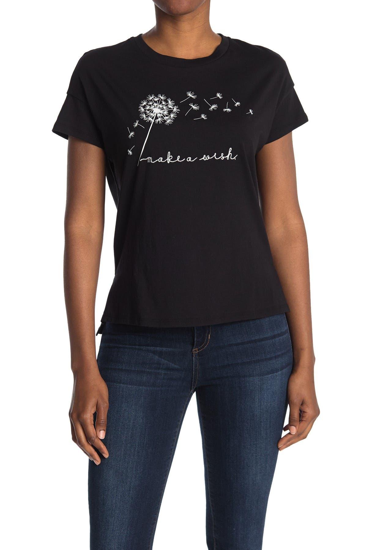 Image of DR2 by Daniel Rainn Make A Wish T-Shirt