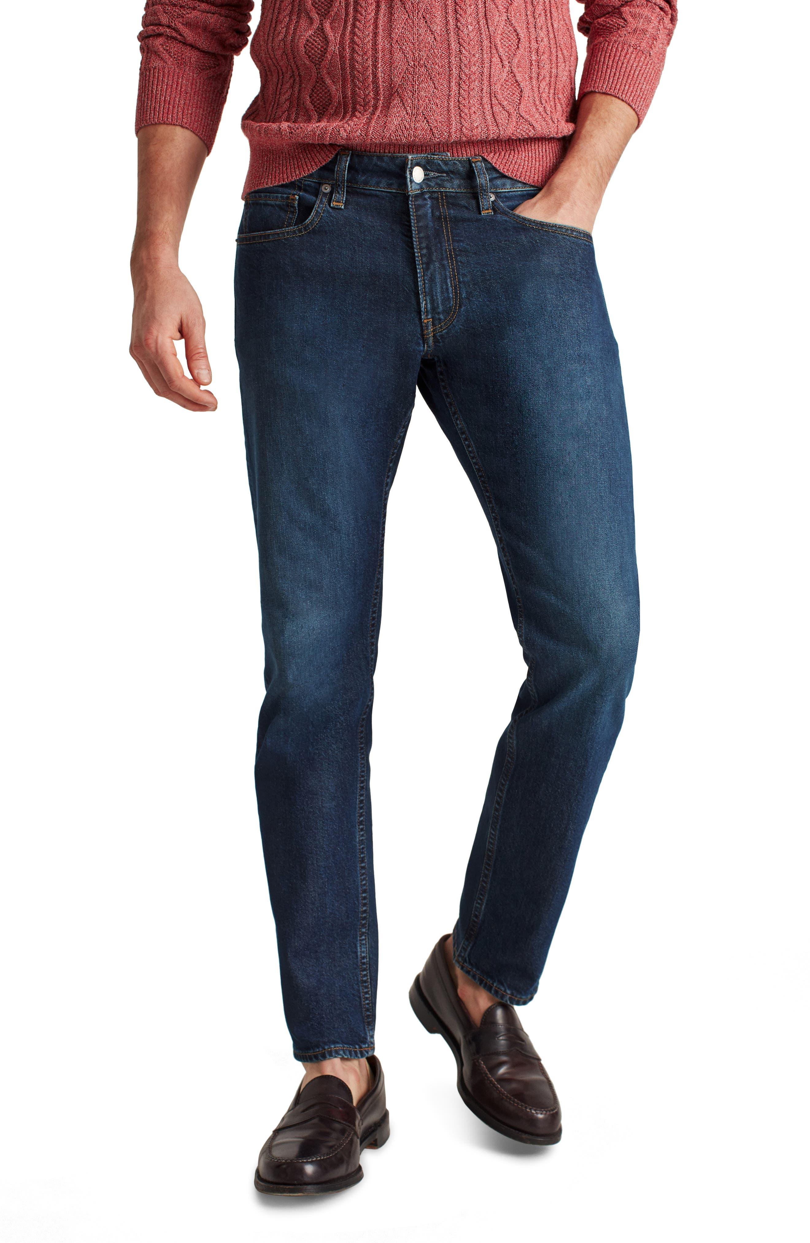 All Season Travel Slim Fit Stretch Jeans