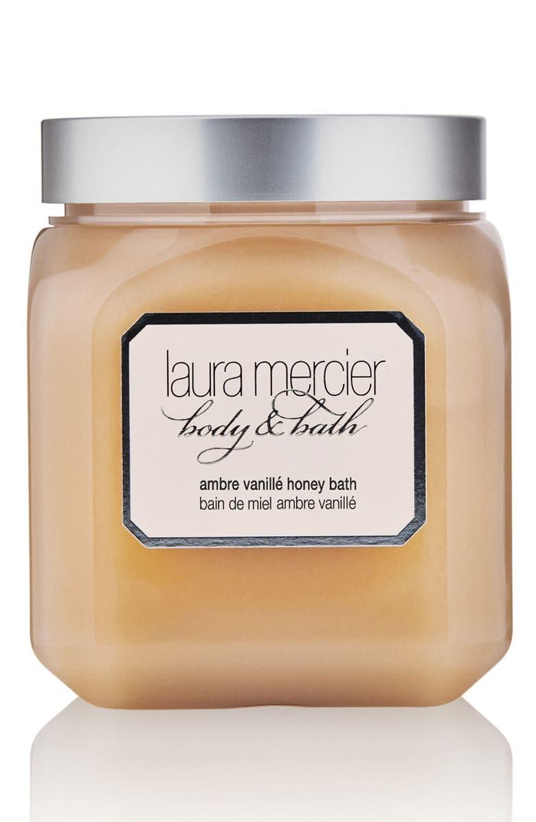 LAURA MERCIER 'Ambre Vanillè' Honey Bath, Main, color, 000