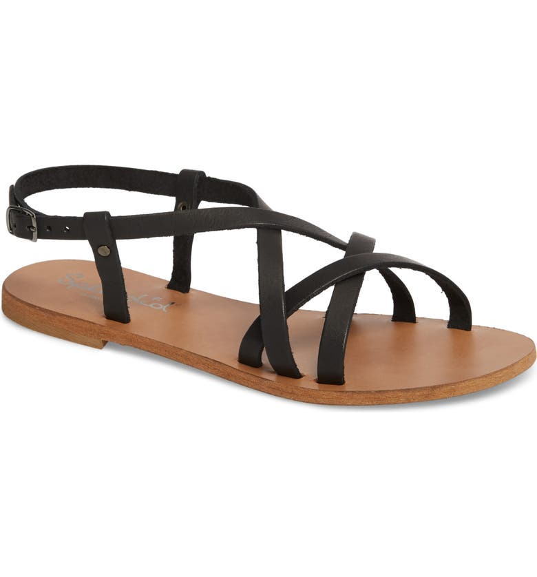 SPLENDID Bowen Sandal, Main, color, 002
