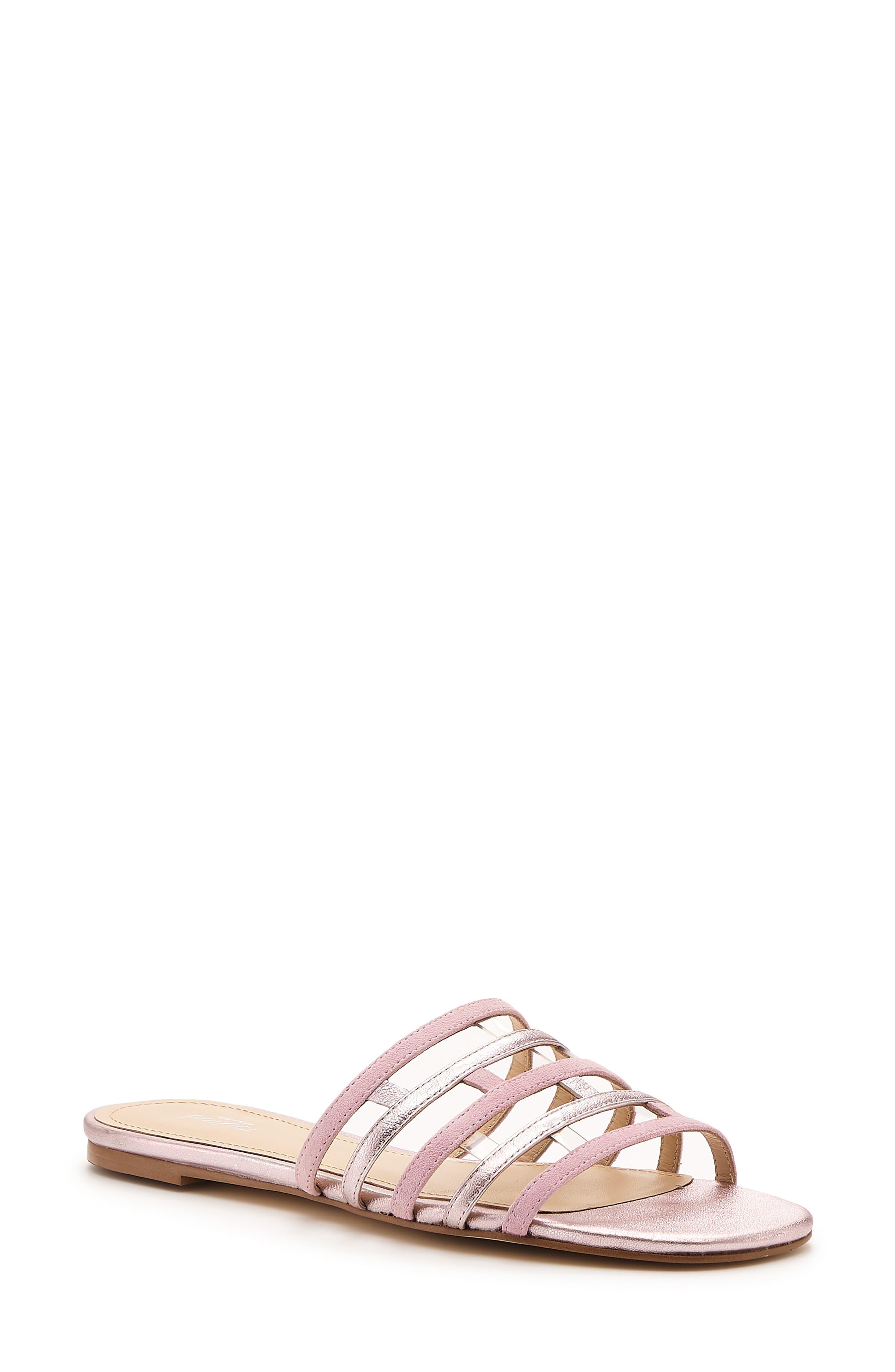 Brandy Strappy Slide Sandal