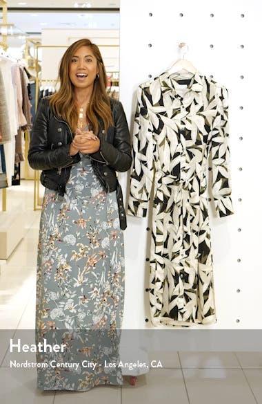 Rosalee Long Sleeve Shirtdress, sales video thumbnail