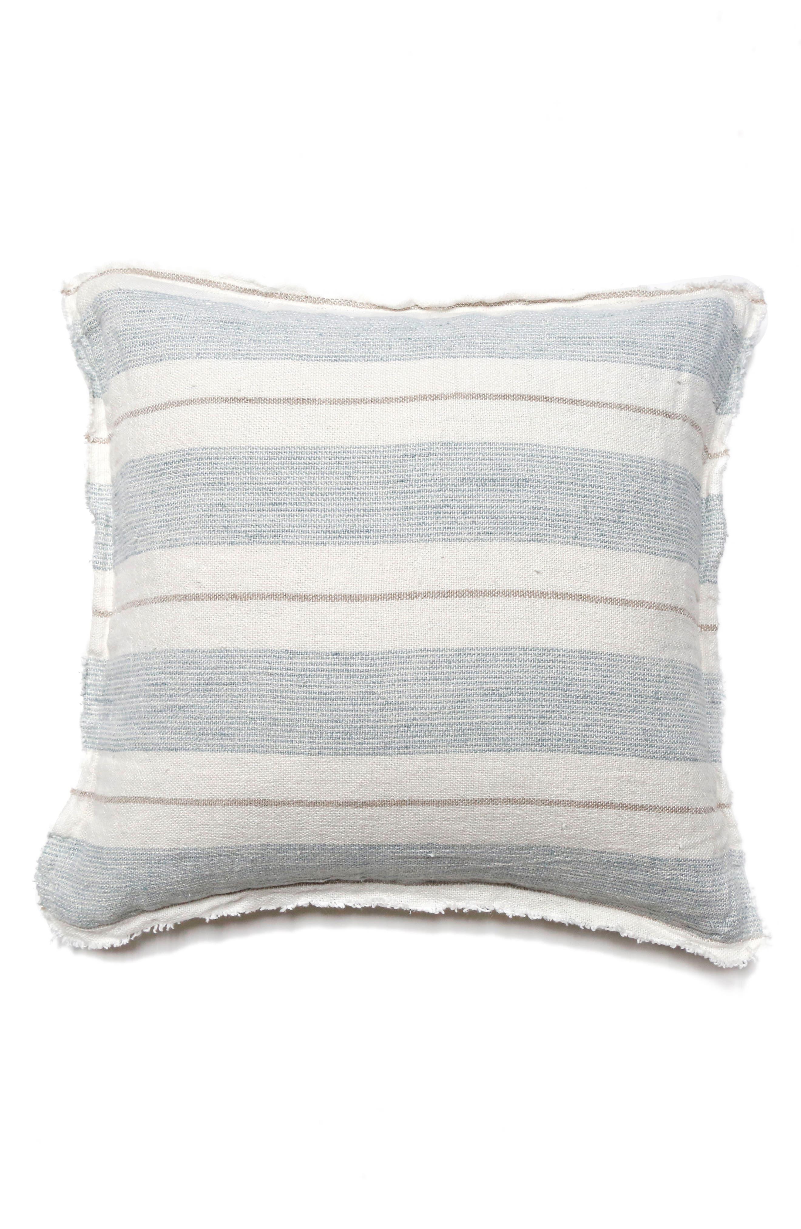 Laguna Accent Pillow, Main, color, BLUE