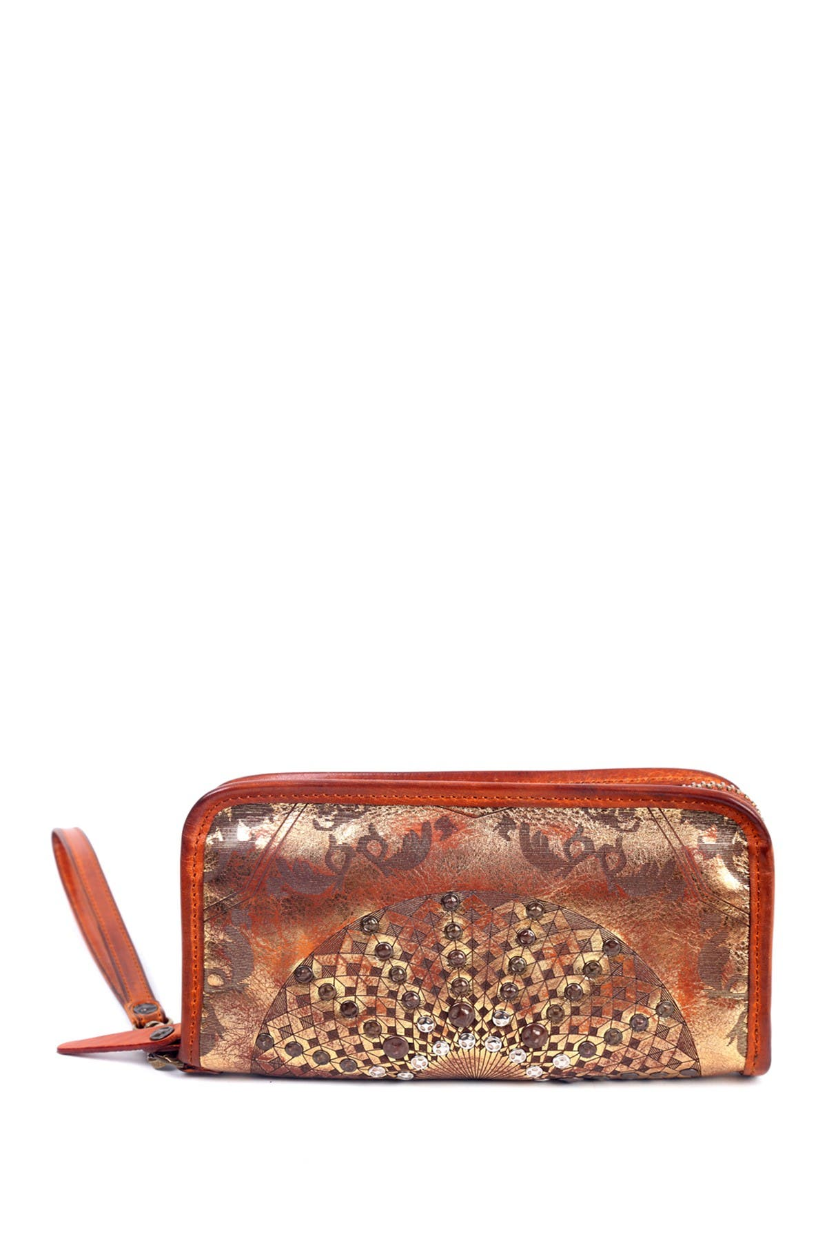 Image of Old Trend Mola Leather Clutch