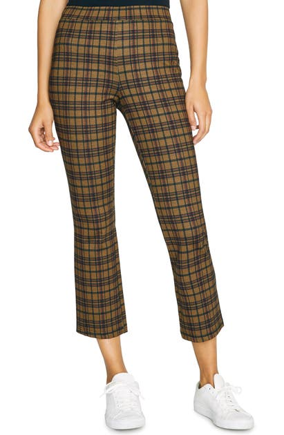 Sanctuary Pants CARNABY KICK CROP TROUSERS
