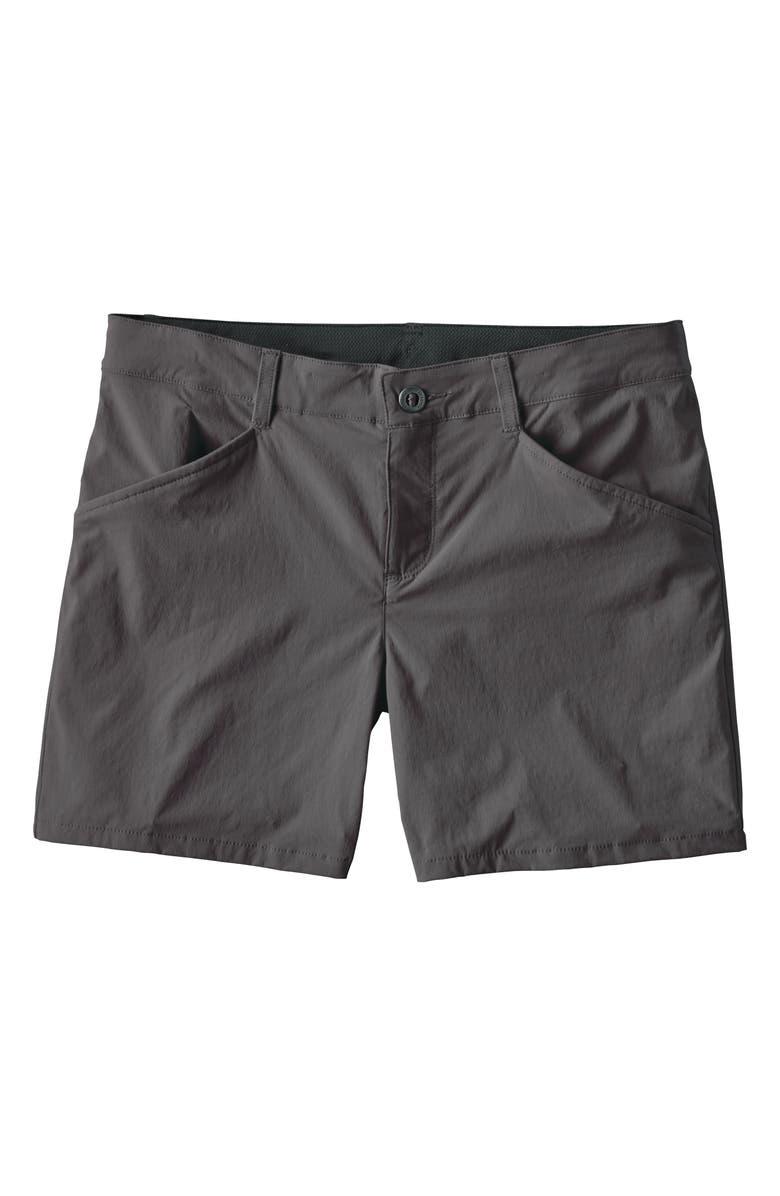 PATAGONIA Quandary Shorts, Main, color, 020